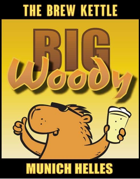 Big Woody Lager