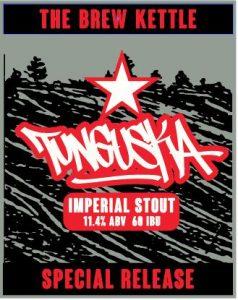 Tunguska - Imperial Stout