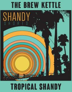 Shandy Shores Blood Orange Shandy