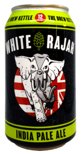 White Rajah - The Brew Kettle