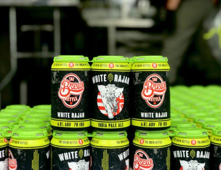 White Rajah - The Brew Kettle