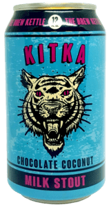 Kitka Chocolate Coconut Milk Stout