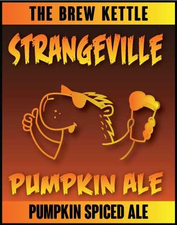 Strangeville Pumpkin Spiced Ale