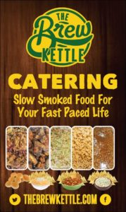 The Brew Kettle Catering Menu