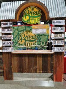 GABF 2019 Brew Kettle Booth