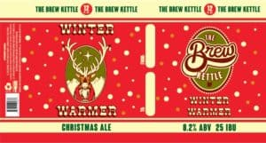 Winter Warmer Can Label