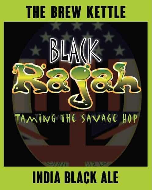 Black Rajah - India pale Ale