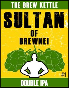 Sultan of Brewnei #1