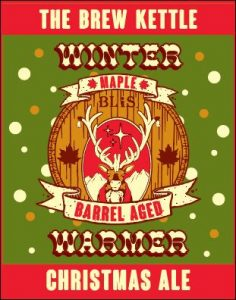 Winter Warmer Maple Barrel Aged