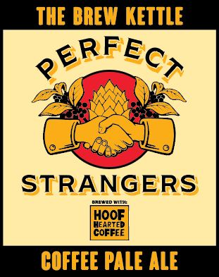 Perfect Strangers - Coffee Pale Ale