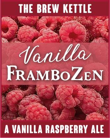 Vanilla Frambozen