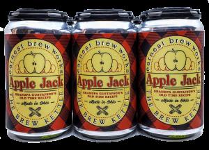 Apple Jack Apple Crisp Inspired Ale