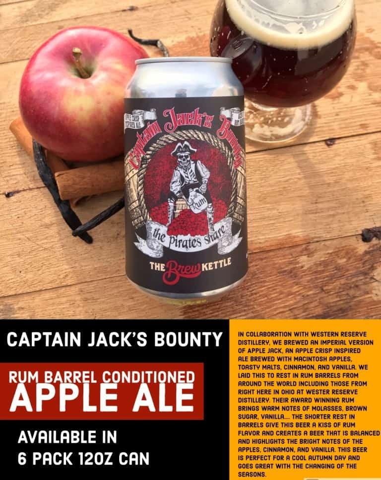 Captain Jacks Bounty