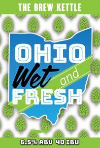 Ohio Wet and Fresh