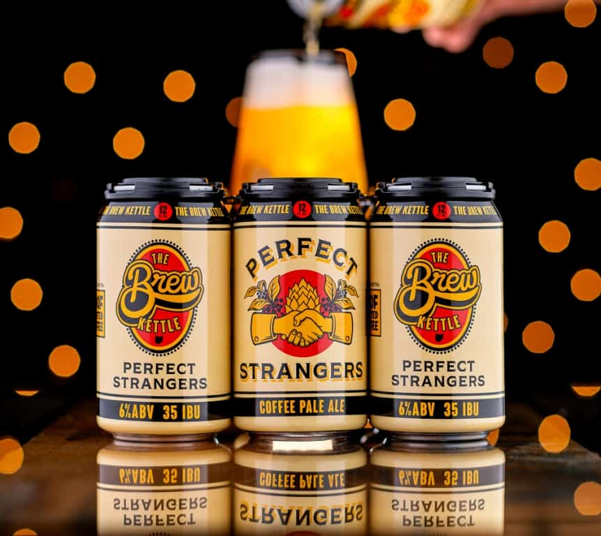 Perfect Strangers Coffee Pale Ale