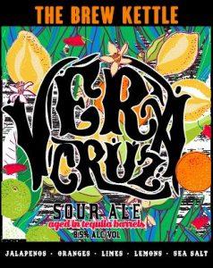 Tequila BA Sour Ale – Vera Cruz