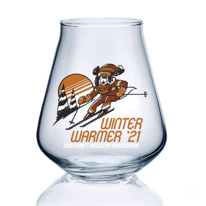 Winter Warmer Cask Day!