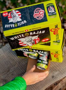 White Rajah India Pale Ale