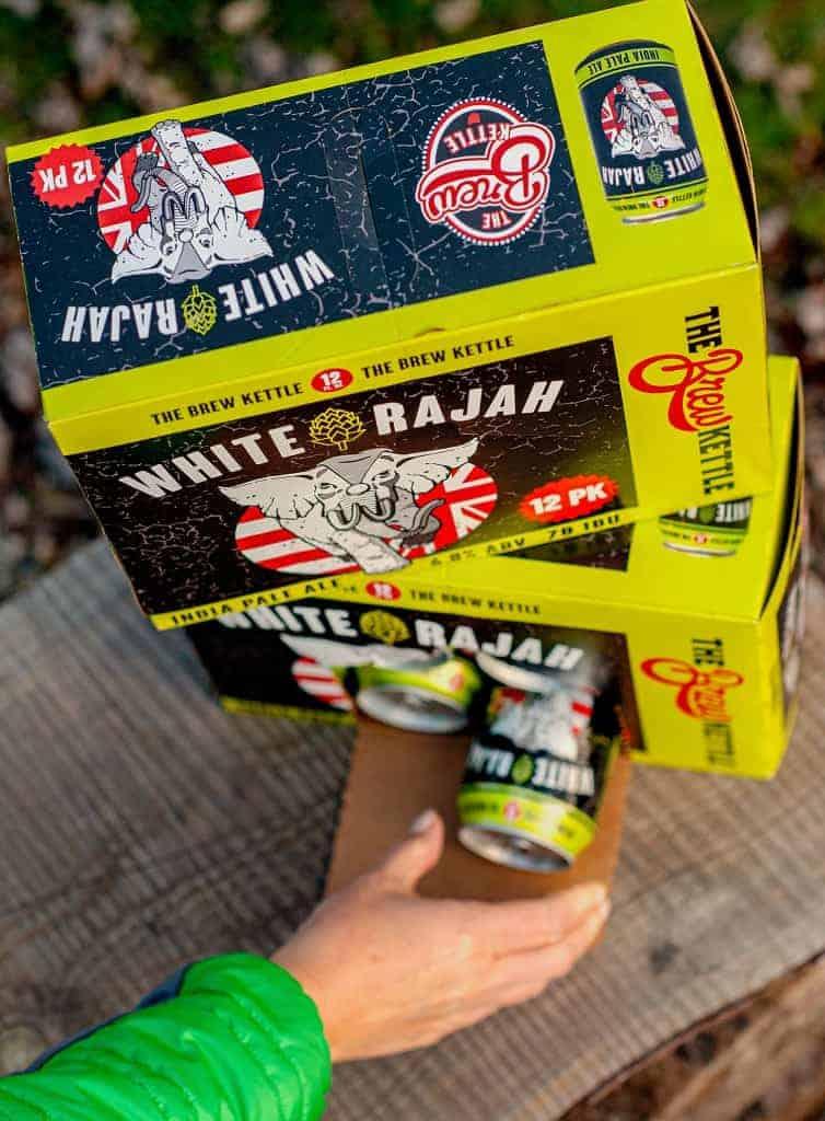 White Rajah India Pale Ale