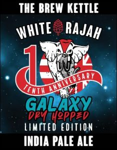 Galaxy White Rajah