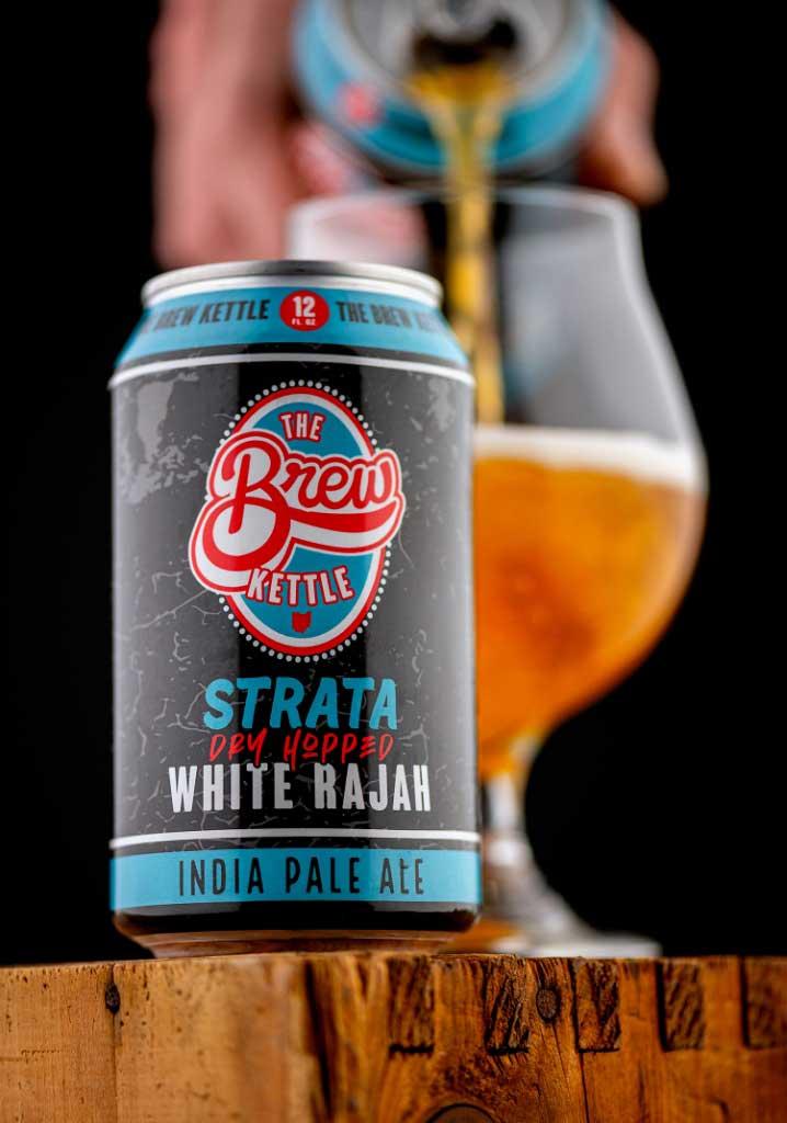 Strata White Rajah