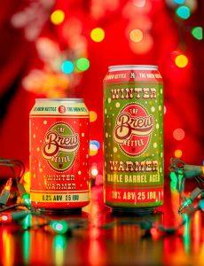 Winter Warmer Maple Bourbon Aged Spiced Ale